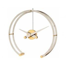 Designové stolní hodiny Nomon Omega Gold 43cm
