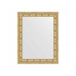 Zrcadlo pozlacený ornament 5