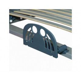 Čelní plastový držák matrace