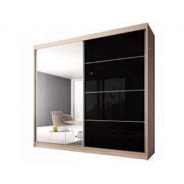 Zrcadlová skříň Solaio 31-1