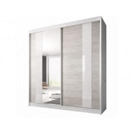 Zrcadlová skříň Solaio 32-2