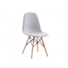Jídelní židle Peints 2, šedá
