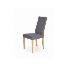 Jídelní židle Diego, dub medový/Inari 95