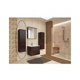 Vysoká koupelnová skříňka MASON WE11, wenge
