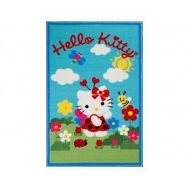 Dětský koberec Kitty Garden