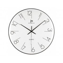 Designové nástěnné hodiny 00824B Lowell 32cm
