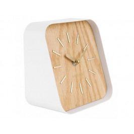 Designové stolní hodiny KA5718WD Karlsson 15cm