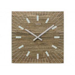 Designové nástěnné hodiny 9578 AMS 35cm