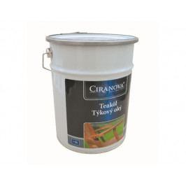 Teakový olej Ciranova, 5l