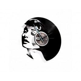 Designové nástěnné hodiny Discoclock 034 Audrey 30cm