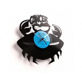 Designové nástěnné hodiny Discoclock Z04 Rak 30cm