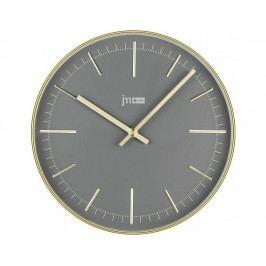 Designové nástěnné hodiny 14947G Lowell 28cm