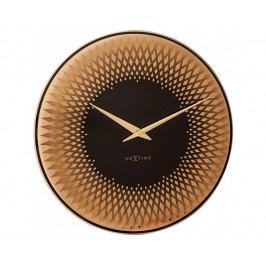 Designové nástěnné hodiny 8186co Nextime Sahara 43cm