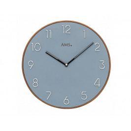 Designové nástěnné hodiny 9564 AMS 30cm
