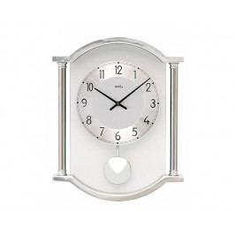 Designové nástěnné kyvadlové hodiny 7448 AMS 33cm