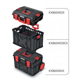 PlasticFuture Set kufrů na nářadí a organizéru Profesional