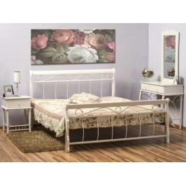 Kovová postel S13 - 160x200cm