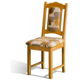 Jídelní židle P-12 :  Ořech světlý