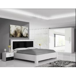 Luxusní ložnice Linda + LED osvětlení!