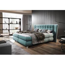 Luxusní box spring postel Florencie 160x200