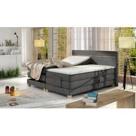 Kvalitní box spring postel Norco 180x200cm