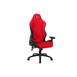 Kancelářská židle SIG629, černá/červená