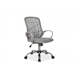 Kancelářské křeslo SIG634, šedé