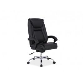 Kancelářské křeslo SIG634, černé