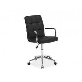 Kancelářská židle SIG638, černá