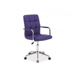 Kancelářská židle SIG638, fialová