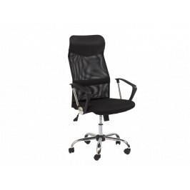 Kancelářské křeslo SIG639, černé