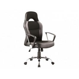 Kancelářské křeslo SIG640, černé