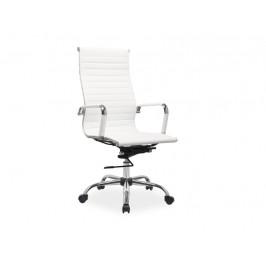 Kancelářské křeslo SIG652, bílé