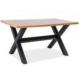 Jídelní stůl Tendo  přírodní dýha