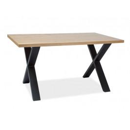 Jídelní stůl Tendo II přírodní dýha