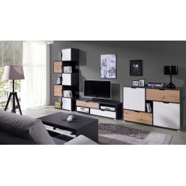 Moderní bytový nábytek Arabela sestava J