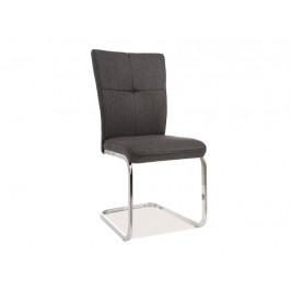 Jídelní židle SIG190, tmavě šedá