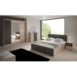 Moderní ložnice Venezia