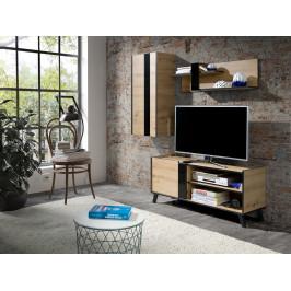 Moderní bytový nábytek Fenix sestava B
