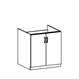SYCILIE dolní skřínka 80cm - dřezová