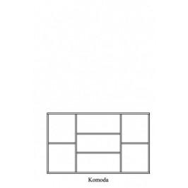 Komoda Fila 4