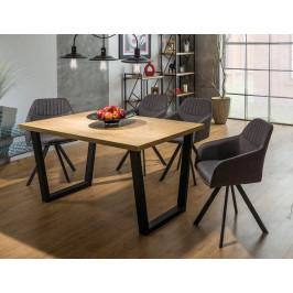 Moderní jídelní stůl Walis, 180x90cm, dýha
