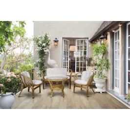 Zahradní sestava Benny, 2+1+1+stolek
