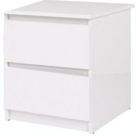 Noční stolek Corso C13, bílá