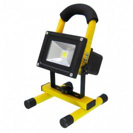 Bateriový přenosný LED reflektor