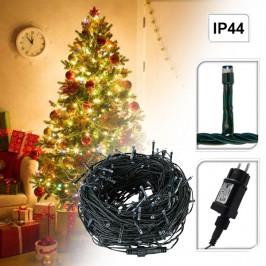 LED světelný řetěz s možností výběru velikosti a barvy