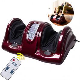 Elektrický masážní přístroj na nohy s dálkovým ovladačem