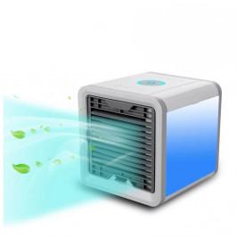 Vodou chlazený stolní vzduchový chladič s USB přípojkou