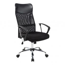 Ergonomická kancelářská židle s vysokou opěrkou, 3 různé barvy
