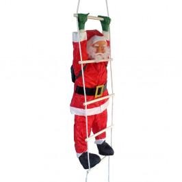 Mikuláš lezoucí po žebříku, 120 cm